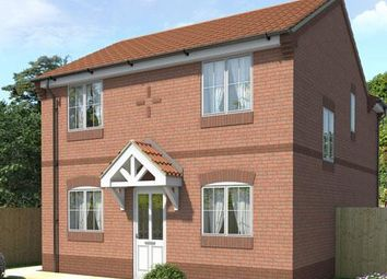 Thumbnail 3 bed detached house for sale in Hackthorn Road, Welton, Lincoln