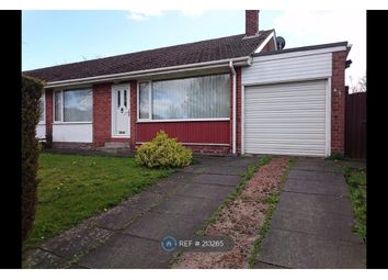 Thumbnail 2 bed bungalow to rent in Western Way, Ryton