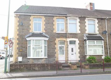 Thumbnail 3 bed end terrace house for sale in Pontygwindy Road, Caerphilly