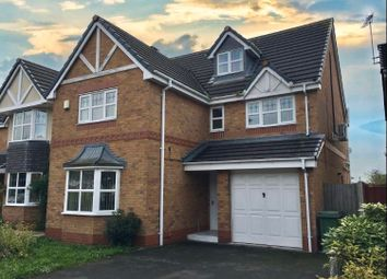 Thumbnail 4 bed property to rent in Old School Drive, Stafford