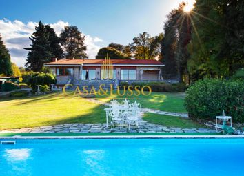 Thumbnail 8 bed villa for sale in Ranco, Lombardy, Italy