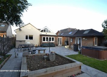Thumbnail 5 bed detached bungalow for sale in Priory Avenue, Old Harlow, Essex