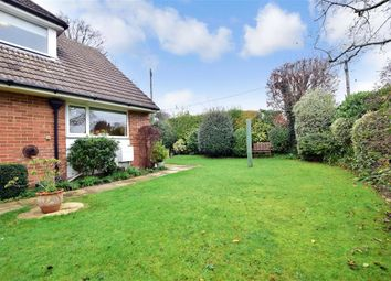 Thumbnail 3 bed bungalow for sale in Hempstead Rise, Uckfield, East Sussex