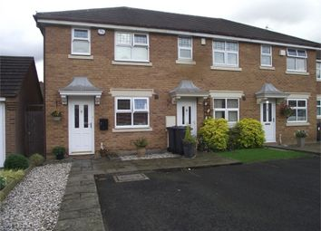 Thumbnail 2 bed end terrace house for sale in Brinklow Croft, Shard End, Birmingham