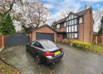 Thumbnail 4 bed detached house for sale in Waveney Drive, Wilmslow