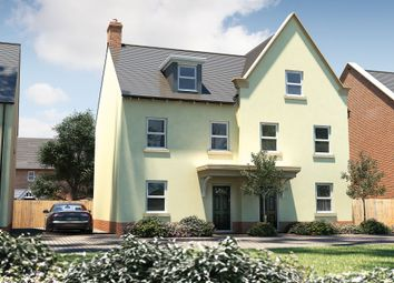 "Thumbnail 3 bed semi-detached house for sale in ""The Chastleton"" at Taunton Road, Wellington"