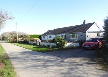 Thumbnail 4 bed detached bungalow for sale in Brynhoffnant, Llandysul