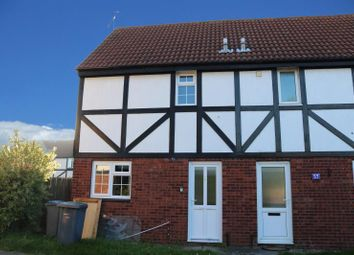 Thumbnail 2 bed terraced house to rent in The Wheelwrights, Trimley St Mary, Suffolk