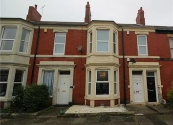 Thumbnail 3 bedroom flat to rent in Newlands Road, Jesmond, Newcastle Upon Tyne, Tyne And Wear