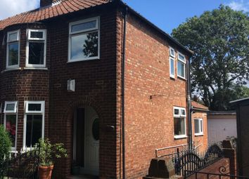 Thumbnail 3 bed semi-detached house for sale in Manor Green, Middlesbrough