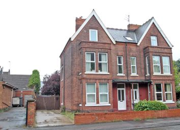 Thumbnail 3 bedroom flat for sale in Church Drive, Daybrook, Nottingham