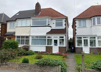 Sheaf Lane, Sheldon, Birmingham B26. 3 bed semi-detached house