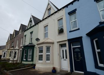 4 bed terraced house for sale in Hylton Terrace, Wigton Road, Silloth, Wigton CA7
