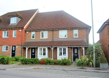 Thumbnail 3 bed terraced house to rent in Brookfield Drive, 'the Acres', Horley