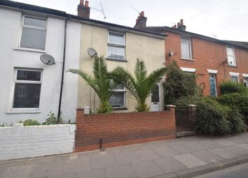 Thumbnail 2 bed terraced house for sale in Handford Road, Ipswich