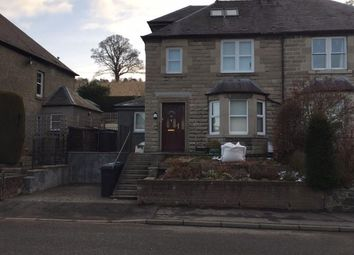 Thumbnail 3 bed semi-detached house to rent in 38 Edinburgh Road, Peebles
