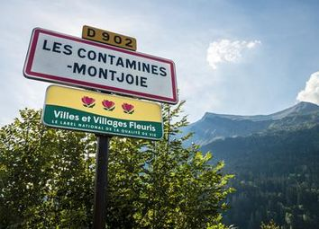 Les-Contamines-Montjoie, Haute-Savoie, France. Commercial property