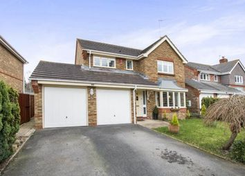 Thumbnail 4 bed detached house for sale in West Moors, Ferndown, Dorset