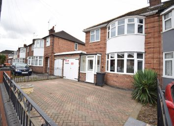Thumbnail 3 bed semi-detached house to rent in Greenwood Road, Humberstone, Leicester