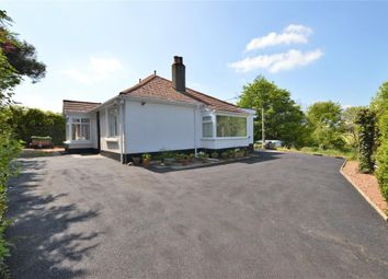 Thumbnail 3 bed detached bungalow for sale in Milton Damerel, Holsworthy, Devon