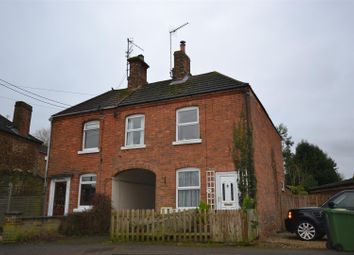 Thumbnail 3 bedroom semi-detached house for sale in Manor Road, Dersingham, King's Lynn