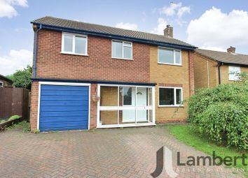 Thumbnail 4 bed detached house for sale in Hamilton Road, Headless Cross, Redditch