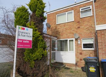 Thumbnail 1 bedroom flat for sale in Columbine Close, Marton-In-Cleveland, Middlesbrough