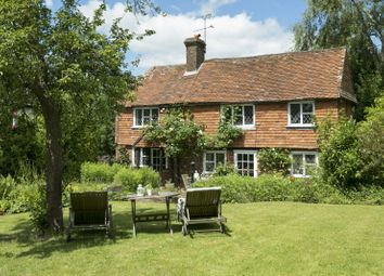 Thumbnail 4 bed cottage to rent in Haslemere Road, Brook