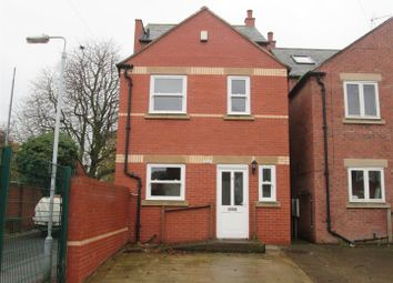 Thumbnail 4 bedroom detached house to rent in Beaver Place, Worksop