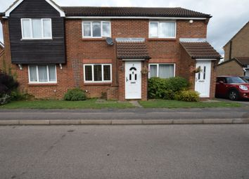 Thumbnail 2 bed terraced house for sale in Nash Close, Welham Green, Hatfield, Hertfordshire