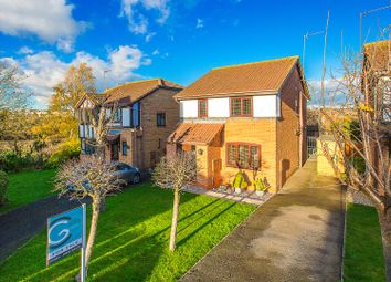 Thumbnail 3 bed detached house for sale in Harden Close, Great Oakley, Corby