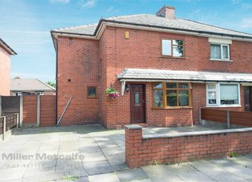 Thumbnail 3 bed semi-detached house for sale in Bury Road, Radcliffe, Manchester
