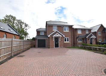 Thumbnail 4 bed detached house to rent in Grazeley Road, Three Mile Cross, Reading, Berkshire