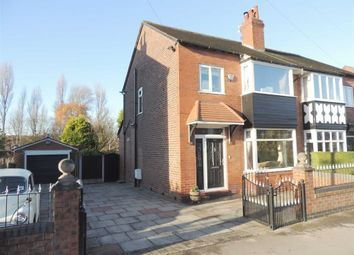 Thumbnail 3 bed semi-detached house for sale in Lowndes Lane, Mile End, Stockport