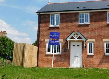 Thumbnail 3 bed semi-detached house for sale in Sector Lane, Axminster