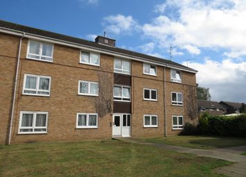 Thumbnail 2 bed flat for sale in Glebe Court, North Walsham