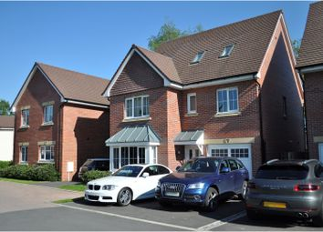 Thumbnail 5 bed detached house for sale in Sandland Grove, Nantwich