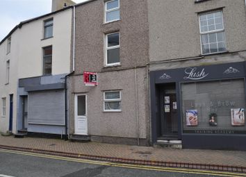 Thumbnail 1 bed property to rent in Stanley Street, Holyhead