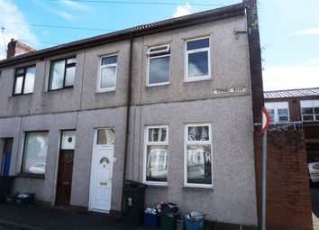 Thumbnail 3 bed end terrace house for sale in Conway Road, Newport