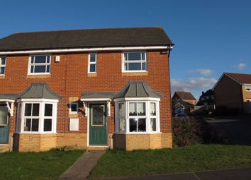 Thumbnail 2 bed semi-detached house for sale in Nuthatch Close, Gabriel Park, Basingstoke
