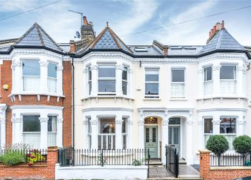 Thumbnail 5 bed terraced house for sale in Shandon Road, London