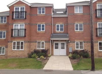 Thumbnail 2 bed flat to rent in Carlton Court, New Lodge, Barnsley