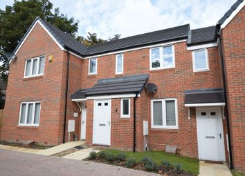 Thumbnail 2 bedroom terraced house for sale in Guardian Way, Luton