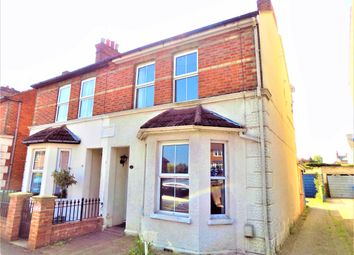Thumbnail 3 bed semi-detached house to rent in Stone Street, Aldershot, Hampshire