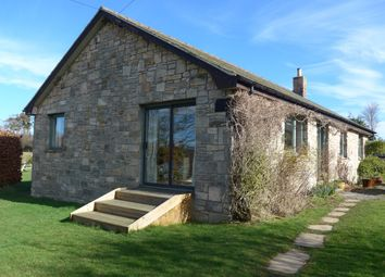 Thumbnail 3 bed detached bungalow for sale in Shielhope Bungalow, Alnwick, Northumberland