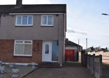 Thumbnail 3 bed semi-detached house for sale in Loganbarns Drive, Dumfries
