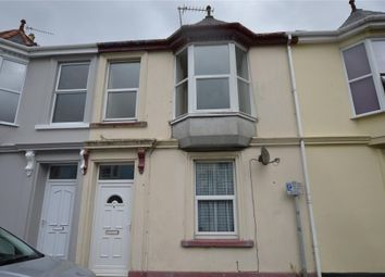 Thumbnail 3 bed terraced house for sale in Basset Street, Camborne, Cornwall
