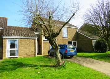 Thumbnail 4 bedroom link-detached house to rent in Earls Field, RAF Lakenheath, Brandon