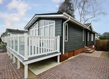 Thumbnail 2 bed mobile/park home for sale in Pinehurst Park, Ferndown