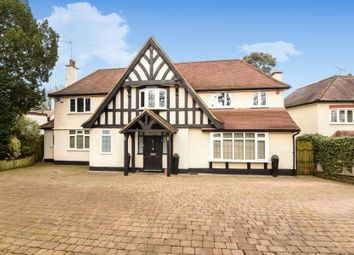 Thumbnail 5 bedroom detached house for sale in Barnet Lane, Totteridge